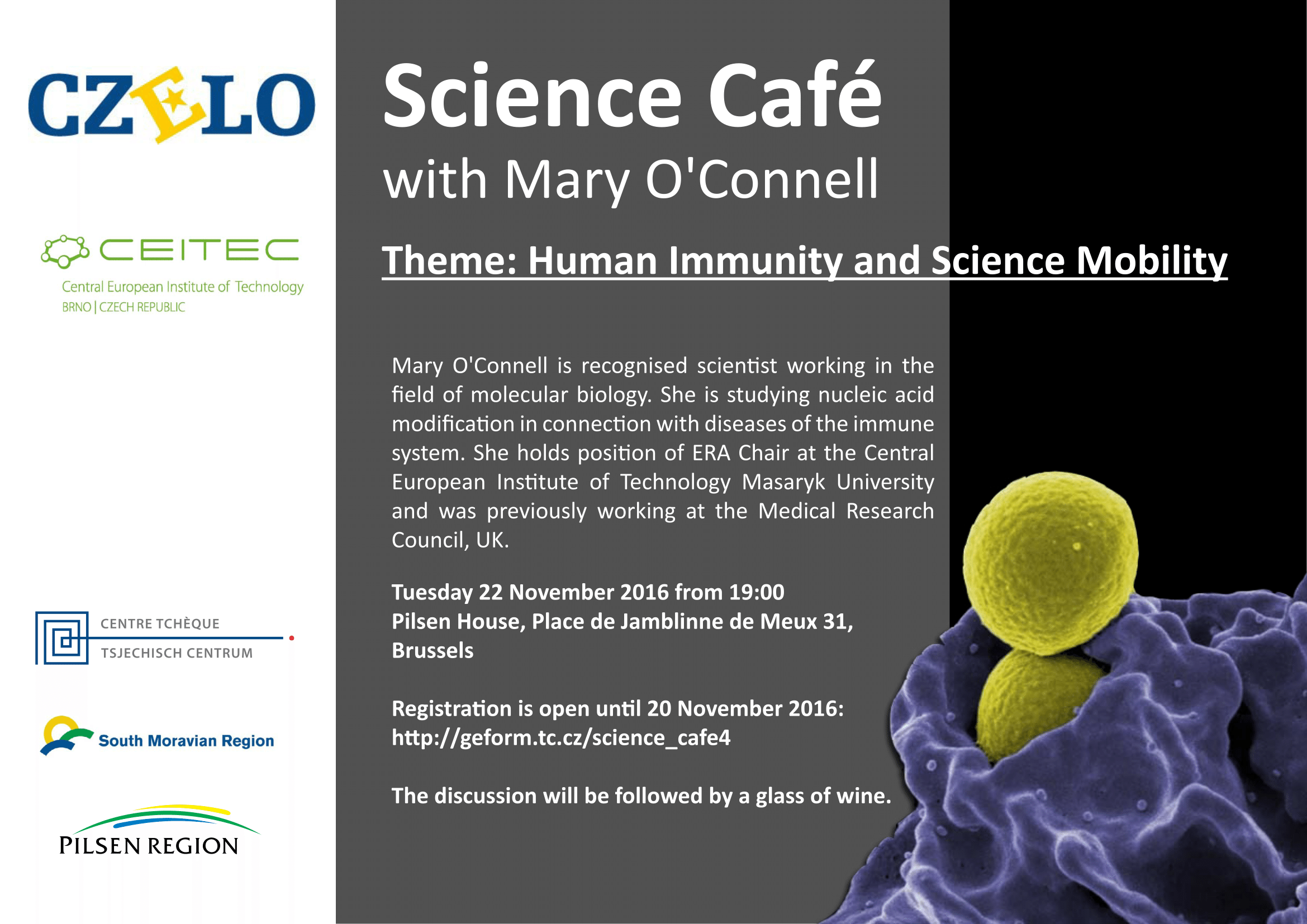 Science Cafe M OConnellv2 5